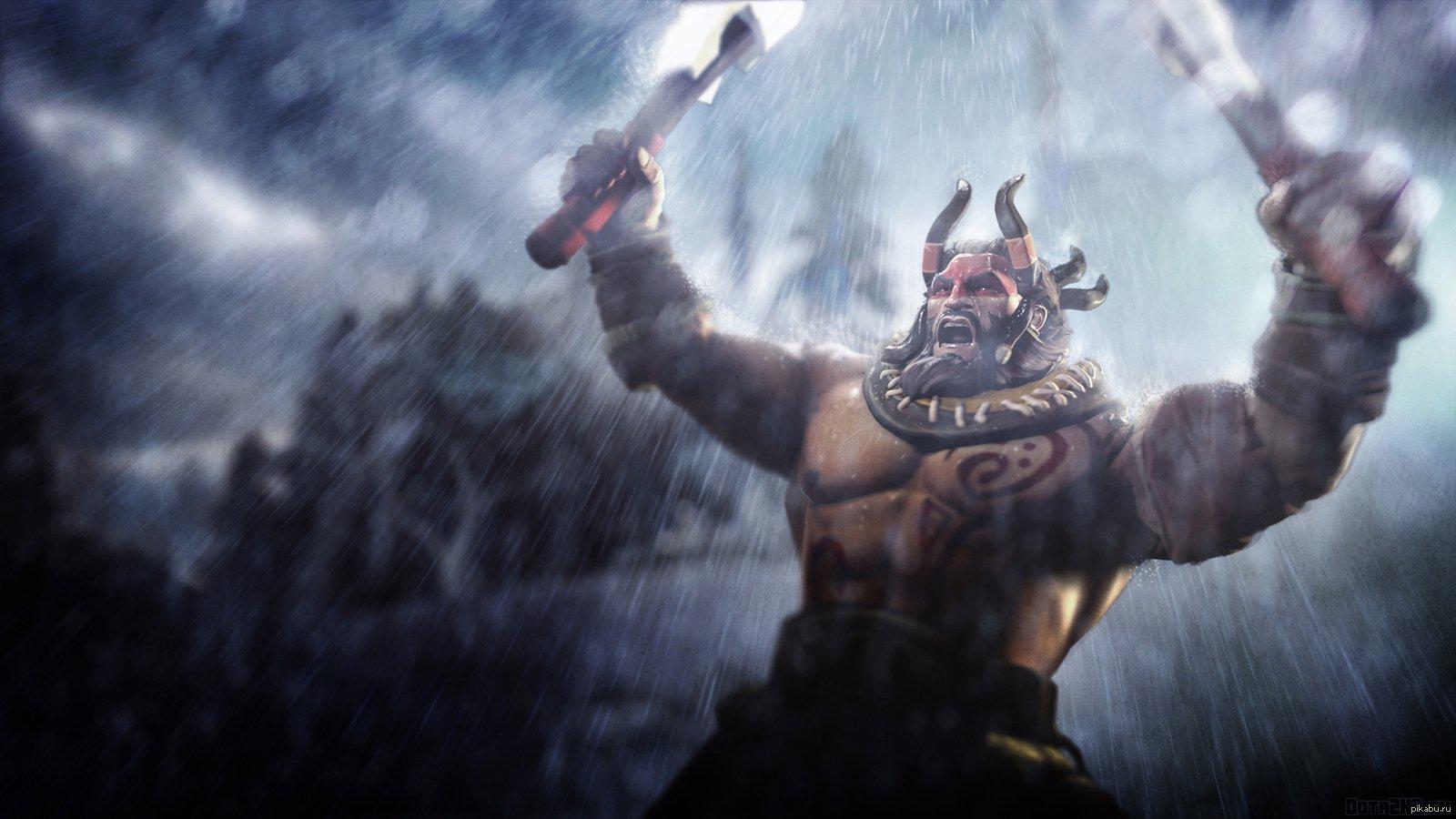 Гайд на Beastmaster Dota 2