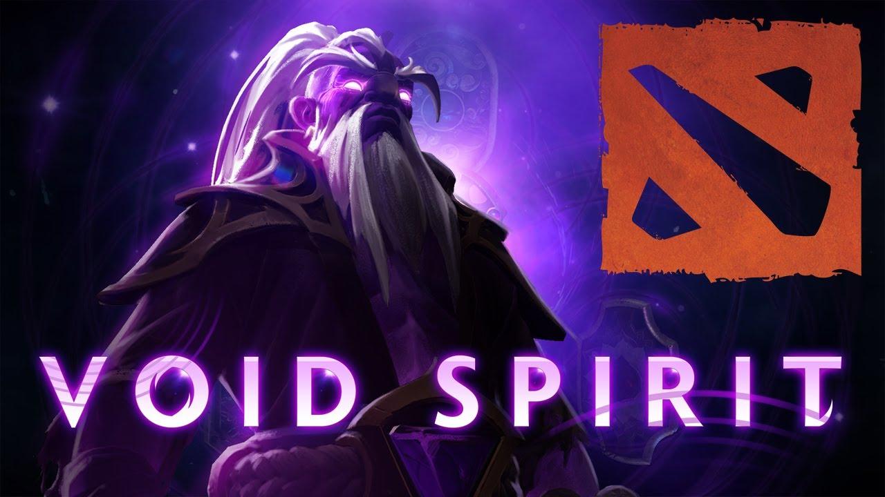 Будущий Void Spirit в Dota 2 - каким будет новый герой